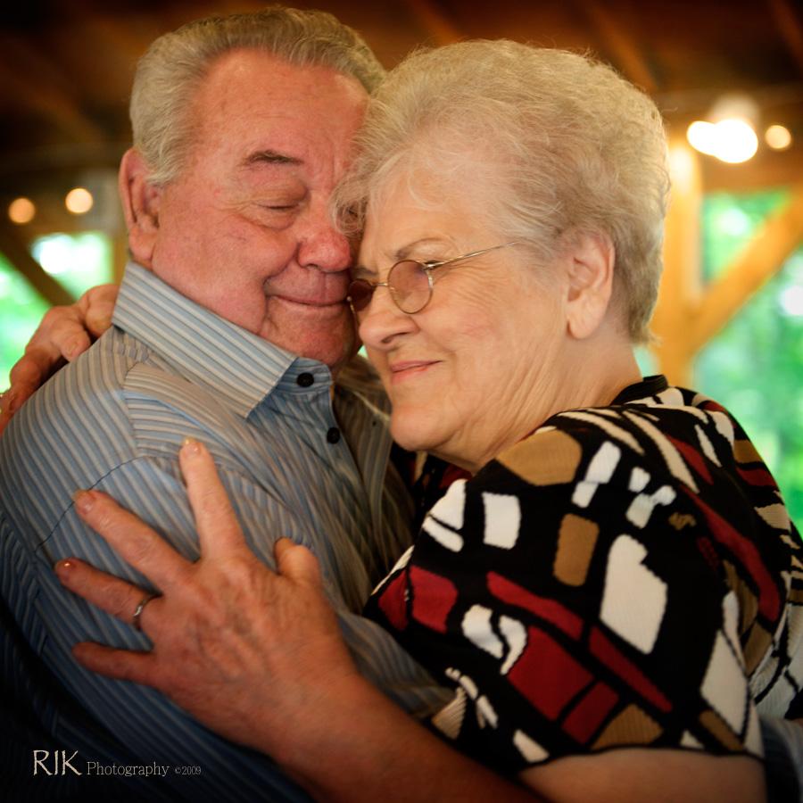 bert and carla 60th anniversary dance