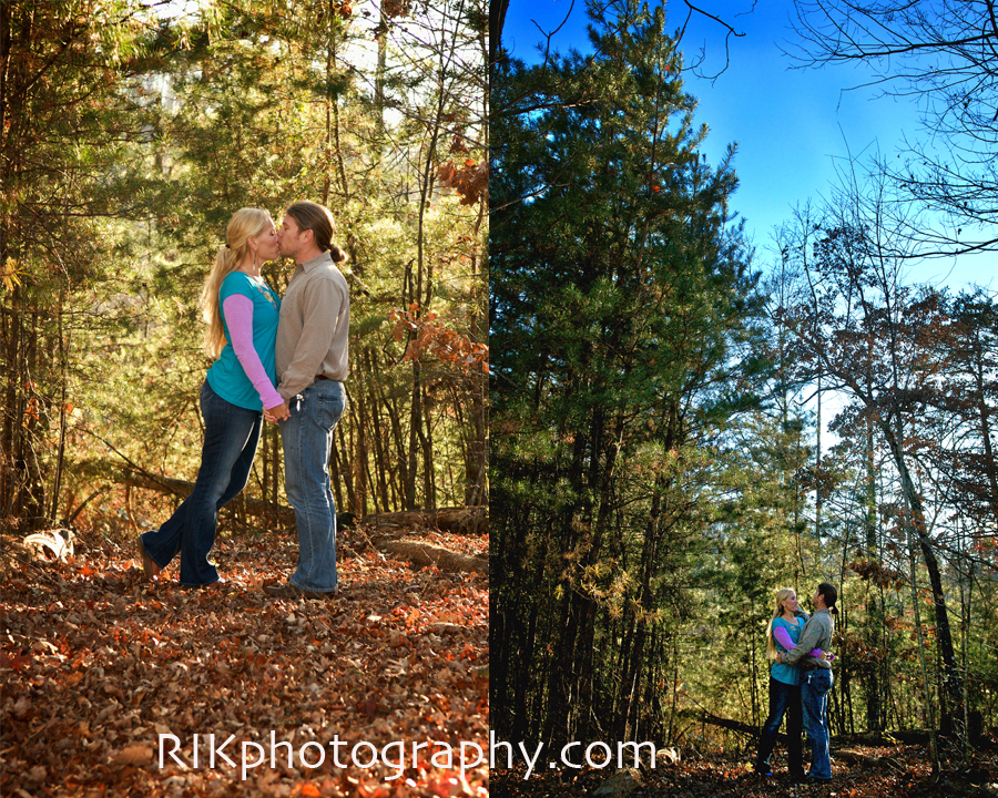 engagement-in-the-woods